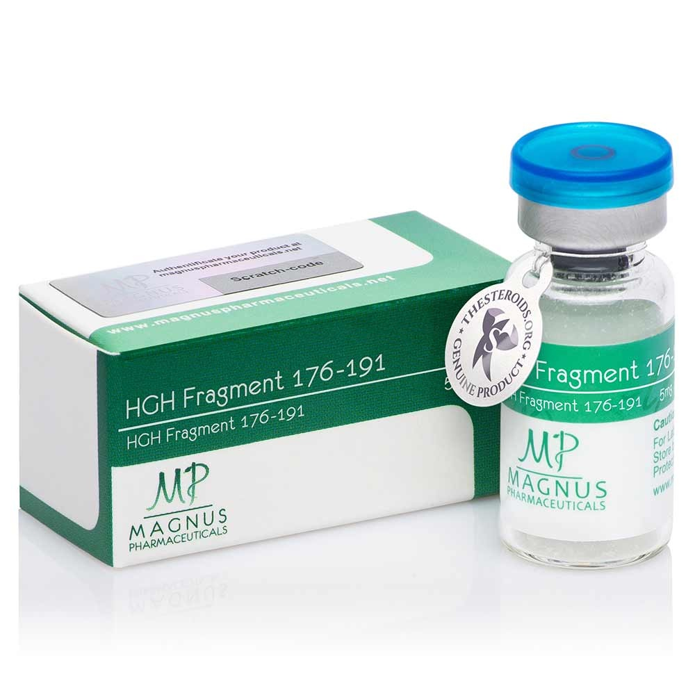 HGH Fragment 176-191: Dosage and Results of HGH Frag